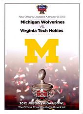 2012 Allstate Sugar Bowl: Michigan Wolverines vs.