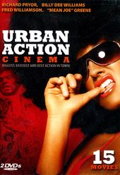 Urban Action Cinema (4-DVD)