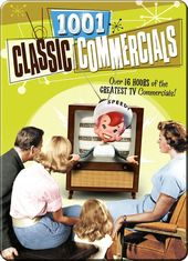 1001 Classic Commercials [Tin Case] (3-DVD)