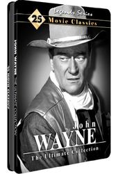 John Wayne - 25-Film Ultimate Collection [Tin