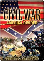 Civil War: America Divided [Tin Case] (3-DVD)