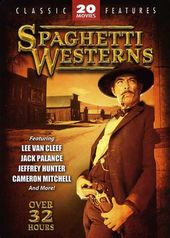Spaghetti Westerns - 20-Movie Collection [Tin