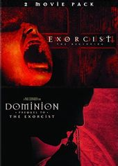 Exorcist: The Beginning / Dominion: Prequel to