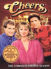 Cheers - Season 4 (4-DVD)