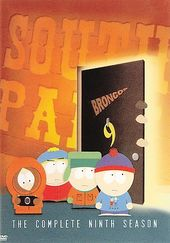 South Park - Complete Season 9 (3-DVD)