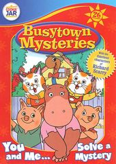 Busytown Mysteries: You and Me Solve a Mystery