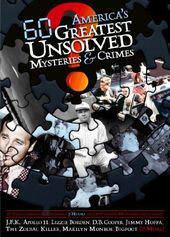 America's 60 Greatest Mysteries & Crimes (2-DVD)