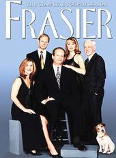 Frasier - Complete 4th Season (4-DVD)