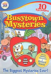 Busytown Mysteries: The Biggest Mysteries Ever