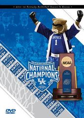 Kentucky Wildcats: 2012 NCAA Men's Season
