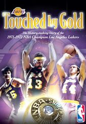 NBA Touched by Gold: The History-making Story of