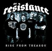 Rise From Treason (4 Tracks)(Small Spindle Hole)