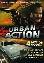 Urban Action - 4 Action Movies: The Black Gestapo