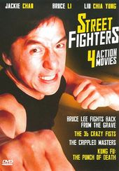 Street Fighters (Bruce Lee Fights Back from the