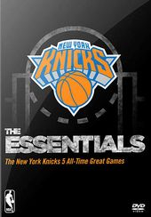NBA Essential Games of the New York Knicks (5-DVD)