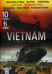 Vietnam: Hidden Enemy - 10 Documentary Collection