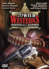 20 Wild Westerns - Marshals & Gunmen (4-DVD)