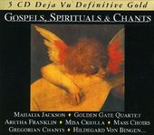 Gospels, Spirituals & Chants (5-CD)