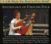 Anthology of English Folk Music (5-CD)