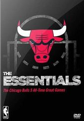 NBA Essential Games of the Chicago Bulls (5-DVD)