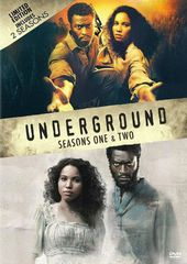 Underground - Seasons 1 & 2 (6-DVD)