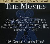 The Movies: 108 Great Screen Hits (5-CD) [Italian