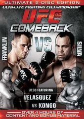 UFC 99 - Comeback: Franklin Vs. Silva and