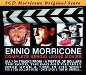 Complete Sergio Leone Movies (5-CD)