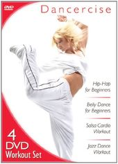 Dancercise (4-DVD)