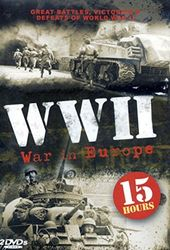 WWII - War in Europe (2-DVD)