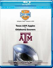 2013 AT&T Cotton Bowl (Blu-ray)