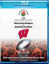2013 Rose Bowl Presented by Vizio (Blu-ray)