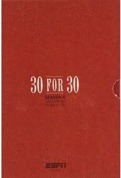ESPN Films 30 for 30 Collection, Volume 3 (6-DVD)
