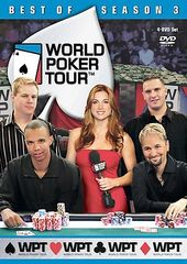 World Poker Tour - Best of Season 3 (4-DVD)