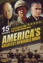 WWII - America's Greatest Generals (2-DVD)