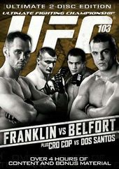 UFC 103: Franklin vs. Belfort (2-DVD)