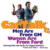 Car Talk: Men Are from GM Women Are from Ford: