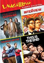 Pineapple Express / The Interview / The Night
