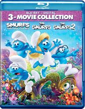 Smurfs Movie Collection (The Smurfs / The Smurfs