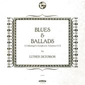 Blues & Ballads (A Folksingers Songbook) Volumes