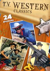 TV's Greatest Westerns: 24-Episode Collection