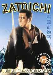Zatoichi The Blind Swordsman: Volumes5-8 (4-DVD)