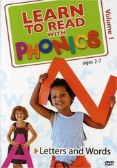 Learn to Read with Phonics: Letters and Words
