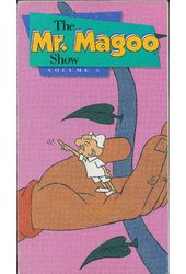 The Mr. Magoo Show, Volume 5 (5 Cartoons)