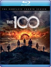 The 100 - Complete 4th Season (Blu-ray)