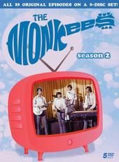 The Monkees - Season 2 (5-DVD)