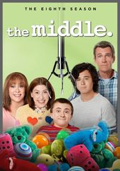 The Middle - Season 8 (3-Disc)