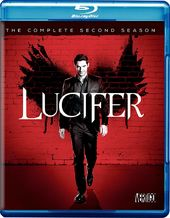 Lucifer - Complete 2nd Season (Blu-ray)