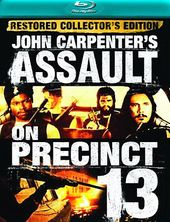 Assault on Precinct 13 (Blu-ray, Restored