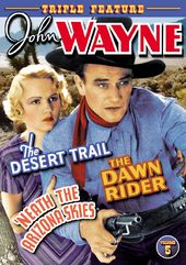 John Wayne Triple Feature, Volume 5 (The Desert